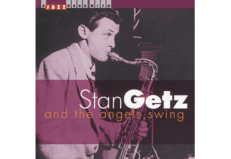 Stan Getz, Max Roach, Charlie Perry, Stan Levey, u - And The Angels Swing - (CD)