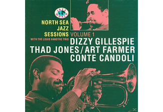 Louis Trio Vandyke - North Sea Jazz Sessions Vol.1 - (CD)