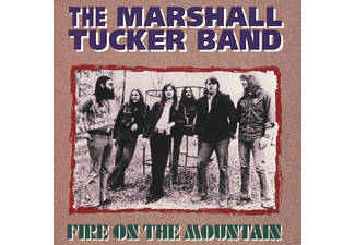 The Marshall Tucker B - Fire on the Mountain - (CD)