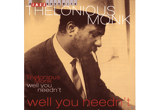 Theolnious Monk, Coleman Hawkins Quartett, Theloni - Well,You Needn't - (CD)