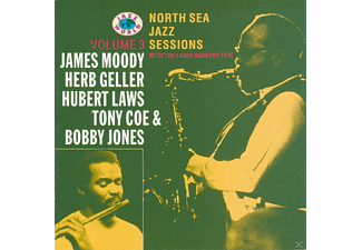 Louis Trio Vandyke - North Sea Jazz Sessions Vol.3 - (CD)