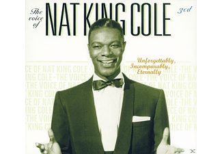 Nat King Cole - The Voice Of Nat King Cole - (CD)