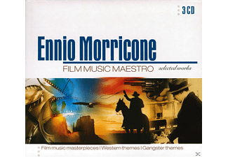 Mask - Ennio Morricone-Film Music Maestro - (CD)
