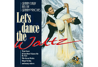 VARIOUS - Let's Dance The Waltz - (CD)