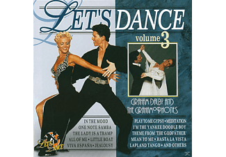 VARIOUS - Let's Dance Vol.3 - (CD)
