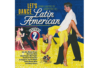 VARIOUS - Let's Dance Latin American Vol.2 - (CD)