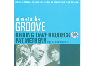 B.B. King - Move To The Groove - (DVD)