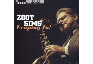Zoot Sims - Leaping In! - (CD)