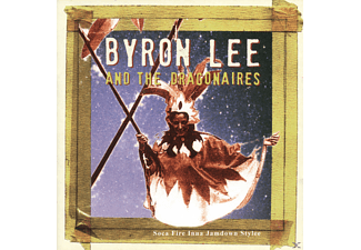 Byron Lee, The Dragonaires - Soca Fire Inna Jamdown Stylee - (CD)
