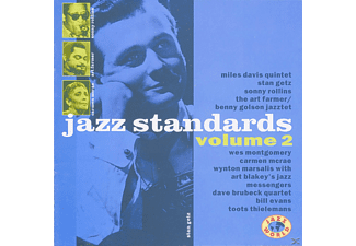 VARIOUS - Jazz Standards Vol.2 - (CD)