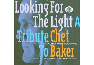 VARIOUS - A Tribute To Chet Baker-Looking For The Light - (CD)