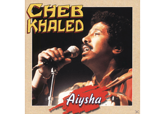 Cheb Khaled - Aiysha - (CD)
