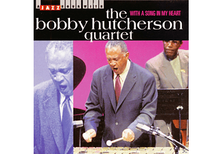 Bobby Hutcherson - With a Song in my Heart - (CD)