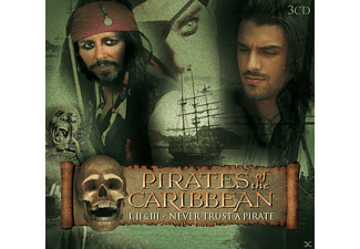 Global Stage Orchestra - Pirates Of The Caribbean I-III - (CD)
