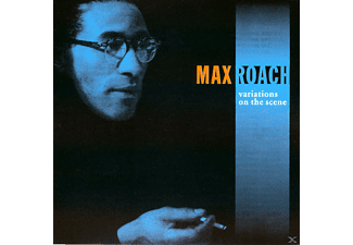 Max Roach - Variations On The Scene - (CD)