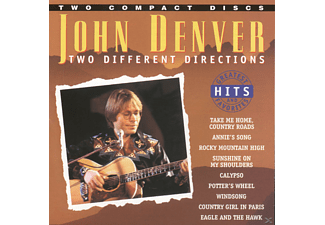 John Denver - Two Different Directions-Greatest - (CD)