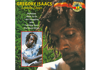 Gregory Isaacs - Lonely Days - (CD)