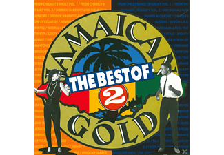 VARIOUS - The Best Of Jamaican Gold 2 - (CD)