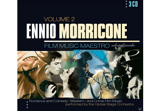 Global Stage Orchestra - Ennio Morricone-film Music Vol.2 - (CD)