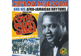 Carlos & His Afro-jamaican Rhythms Malcolm - The Royal Ska - (CD)