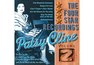 Patsy Cline - FOUR STAR RECORDINGS VOL.2 - (CD)