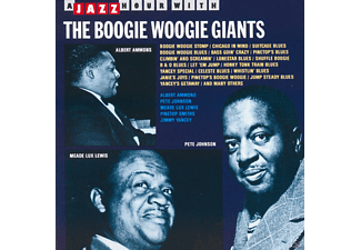 VARIOUS - The Boogie Woogie Giants - (CD)