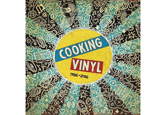 VARIOUS - Cooking Vinyl 30th Anniversary - (Vinyl)