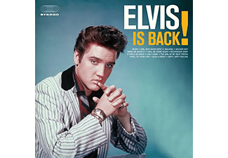 Elvis Presley - Elvis Is Back/A Date with Elvis (CD)