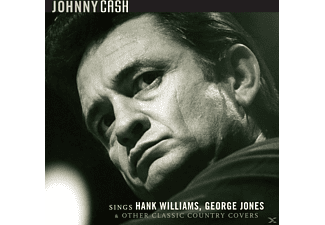 Johnny Cash - Sings Hank Williams,George Jones A - (CD)