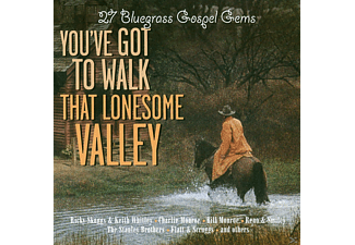 VARIOUS - You've Got to Walk That Lonesome Valley - (CD)