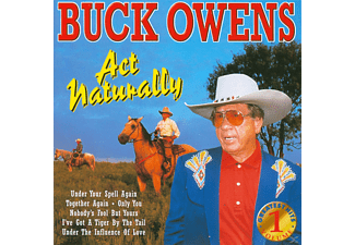 Buck Owens - Act Naturally: Greatest Hits Vol. 1 - (CD)