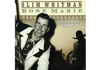 Slim Whitman - Rose Marie - 24 Country Classics - (CD)