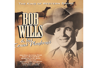 Bob Wills - The King Of Western Swing - (CD)