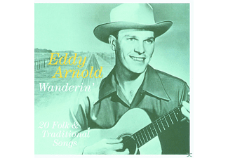 Eddy Arnold - Wanderin' - 20 Folk & Traditional Songs - (CD)