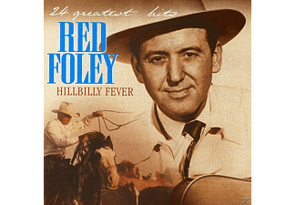 Red Foley - Hillbilly Fever - 24 GreatestHits - (CD)