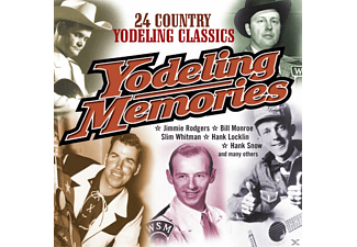 VARIOUS - Yodeling Memories - (CD)