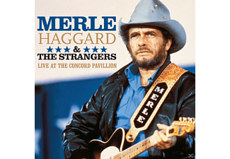 Merle Haggard - Live At The Concord Pavillion - (CD)