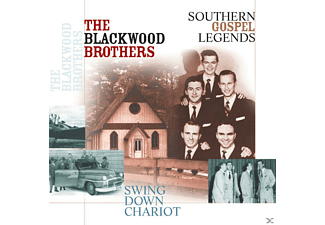 Blackwood Brothers - Southern Gospel Legends-Swing Down Chariot - (CD)