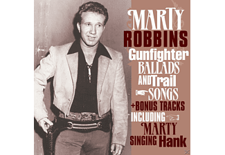Marty Robbins - Gunfighter Ballads And Trail Songs - (CD)