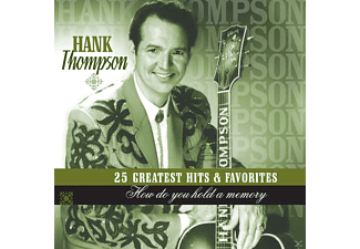 Hank Thompson - How Do You Hold A Memory - (CD)