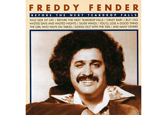Freddy Fender - Before The Next Teardrop Falls - (CD)
