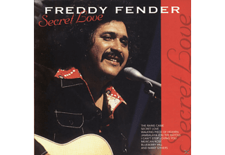Freddy Fender - Secret Love - (CD)