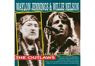 Willie Nelson - The Outlaws - (CD)