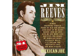 Jim Reeves - Mexican Joe - 24 Great Early Record - (CD)