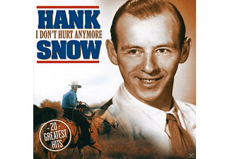 Hank Snow - I DON'T HURT ANYMORE - (CD)