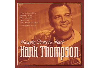 Hank Thompson - Humpty Dumpty Heart - (CD)