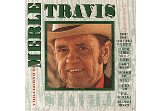 Merle Travis - The Legend of Merle Travis - (CD)