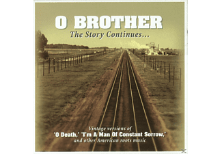 VARIOUS - O Brother: The Story Continues - (CD)