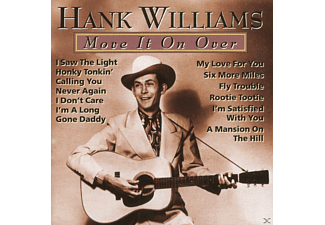 Hank Williams - Move It On Over - (CD)