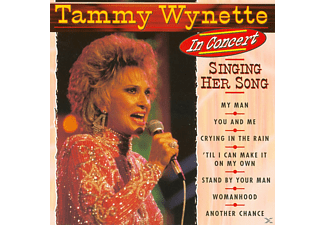 Tammy Wynette - SINGING HER SONGS - (CD)